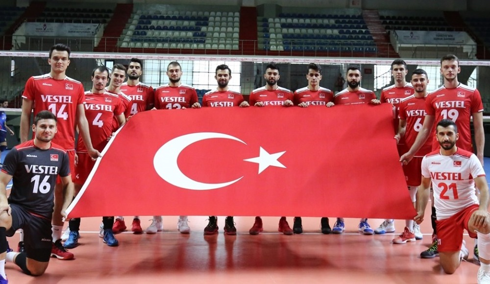 Erkekler Avrupa Voleybol Şampiyonası'na doğru