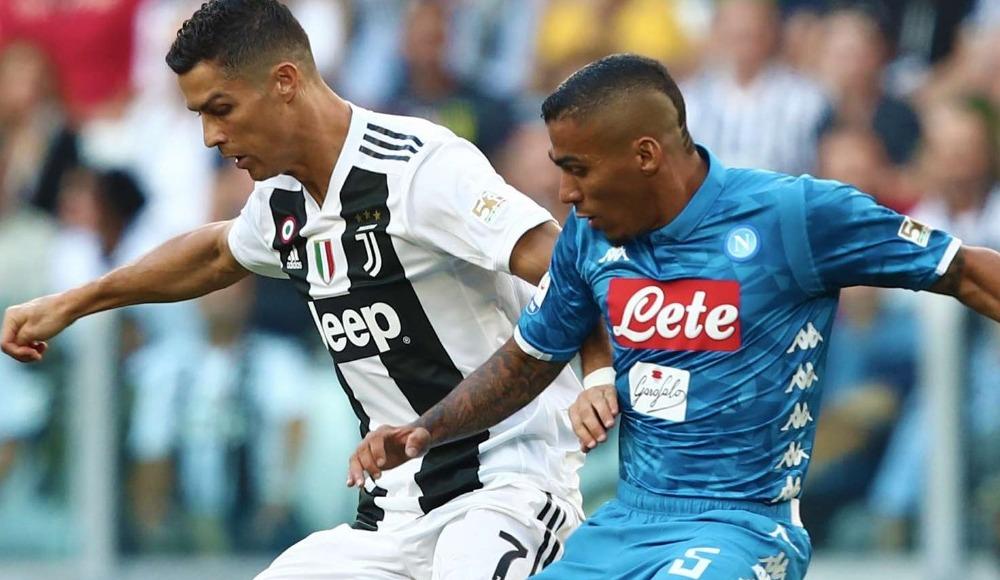 Juventus - Napoli (Canlı Skor)