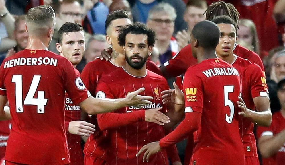 Burnley - Liverpool (Canlı Skor)
