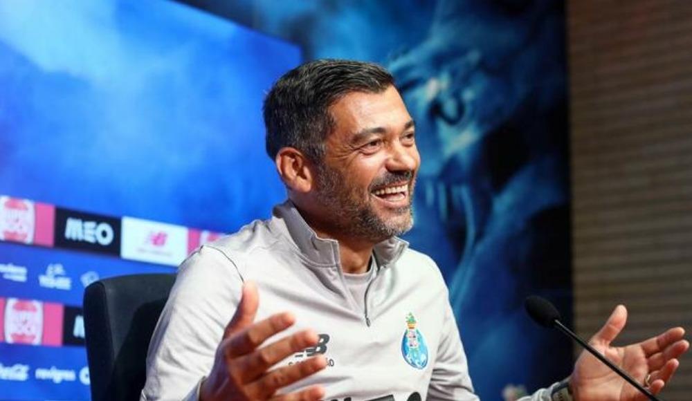 Porto teknik direktöründen Aboubakar açıklaması! Beşiktaş...