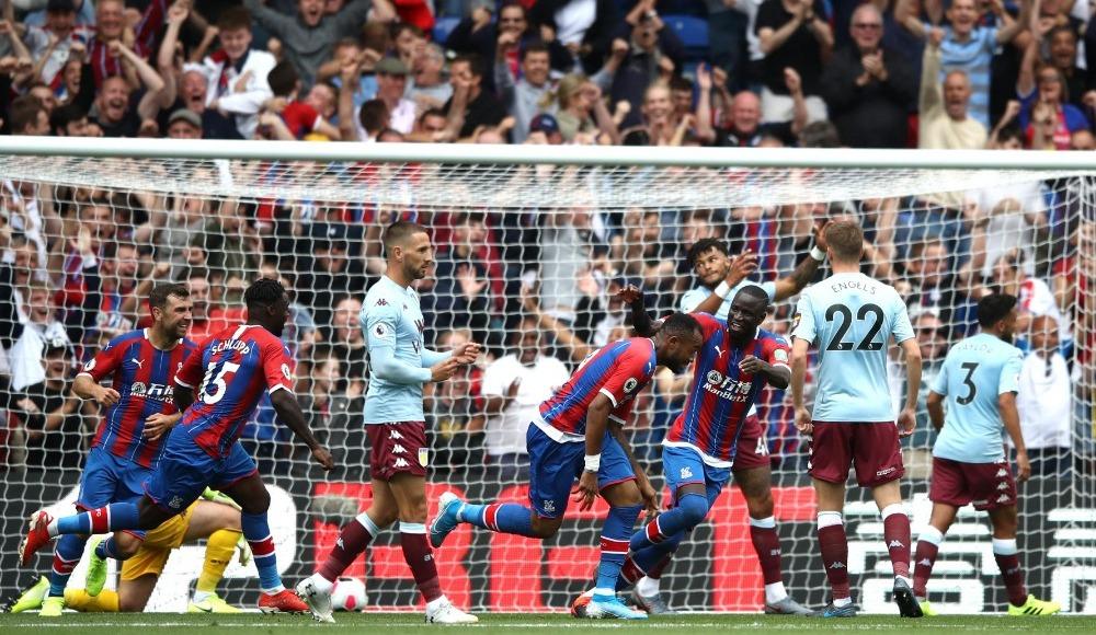 Crystal Palace tek golle kazandı!