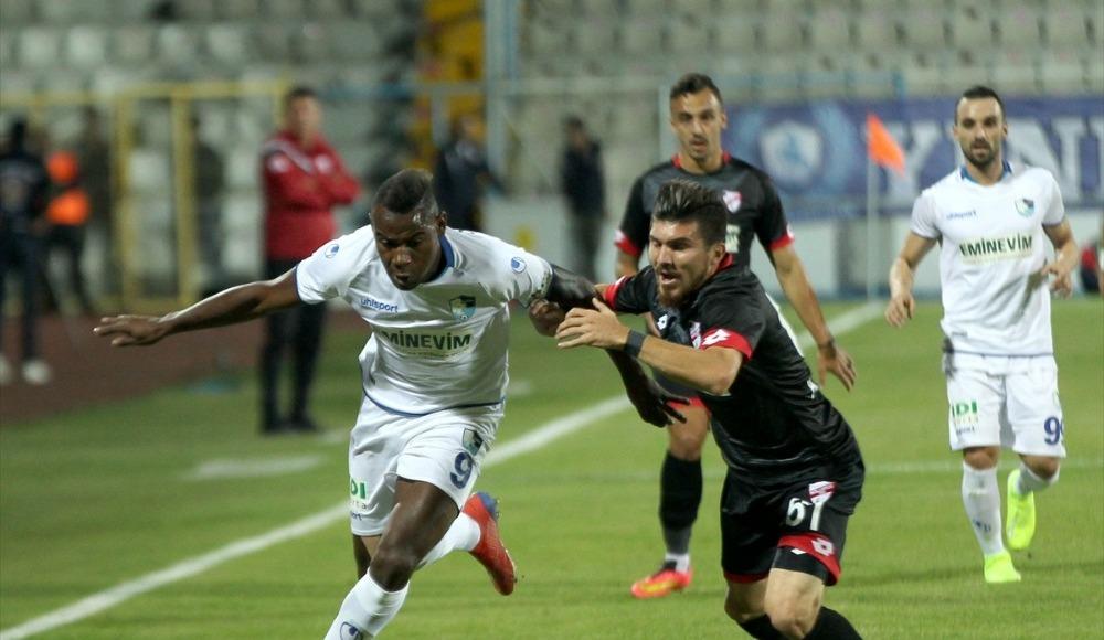 BB Erzurumspor sahasında kazandı!