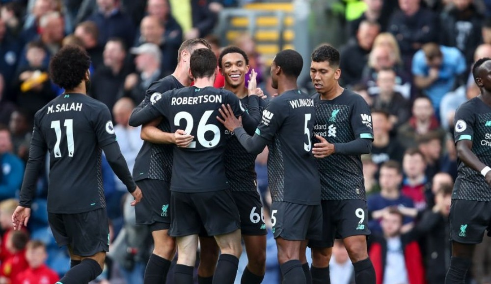 Liverpool deplasmanda kazandı!