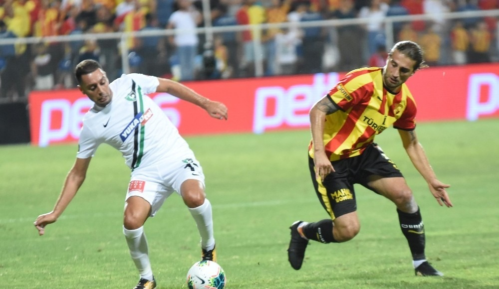 Denizlispor'lu oyuncuların Göztepe maçı değerlendirmesi!