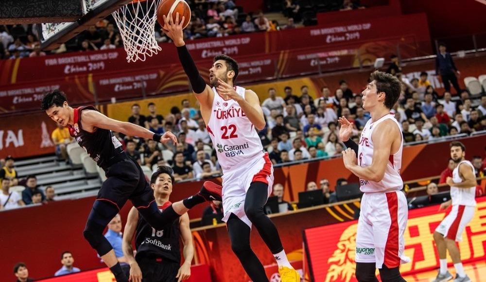 A Milli Basketbol Takımımız, Dünya Kupası'na galibiyetle başladı!