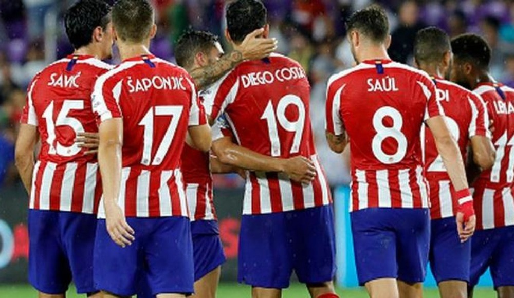 Atletico Madrid - Eibar (Canlı Skor)