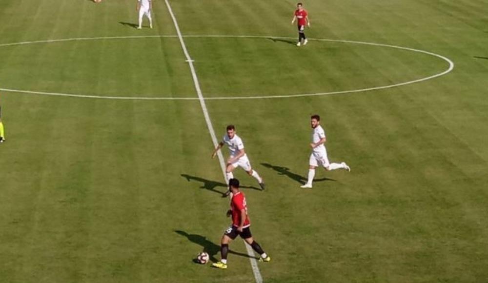 Van Spor ile Bandırmaspor 2-2 berabere kaldı