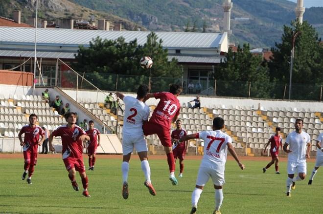 Tokatspor, sahasında Çatalcaspor'a 2-1 mağlup oldu