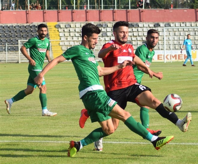 Yeni Çorumspor, sahasında 1922 Konyasporu 1-0 mağlup etti