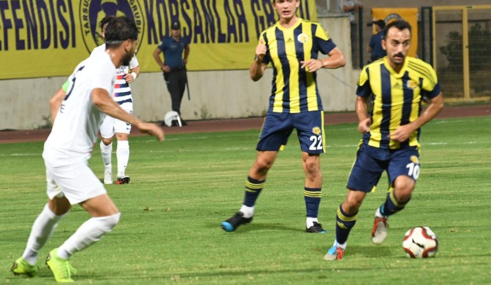 Tarsus İdman Yurdu, sahasında Hekimoğlu Trabzonspor'a 3-1 yenildi