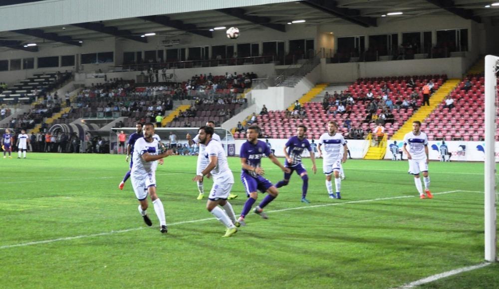 Afjet Afyonspor, Hacettepe Spor'u 4-1 mağlup etti.