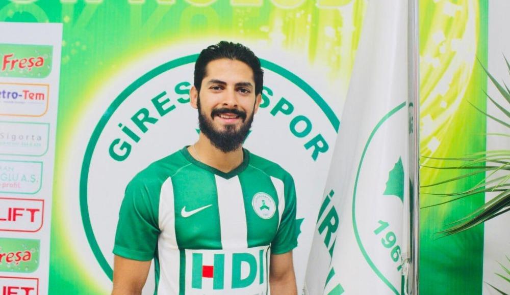 Muhammed Himmet Ertürk, Giresunspor'a transfer oldu