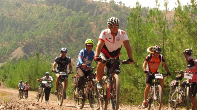 'Toroslar Aladağ Bisiklet Festivali' sona erdi