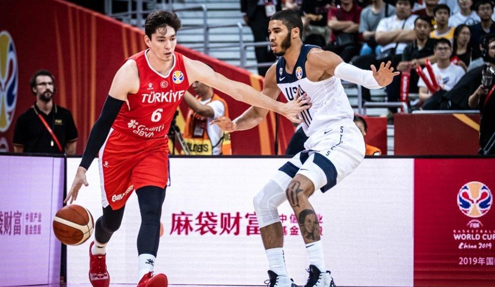 A Milli Erkek Basketbol Takımı, tarihi fırsatı kaçırdı
