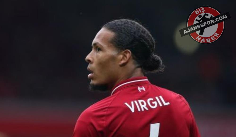 Şampiyonlar Ligi'nde en hızlı sprinti yapan futbolcu belli oldu! Virgil van Dijk...