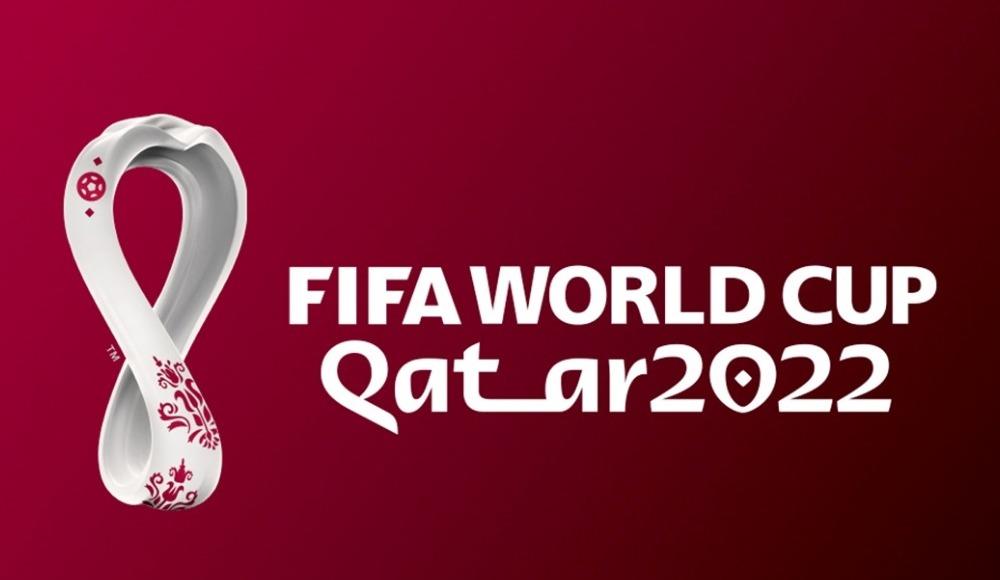 Katar'daki 2022 FIFA Dünya Kupası'nın logosu tanıtıldı