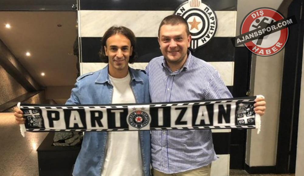 Lazar Markovic, Partizan ile anlaştı