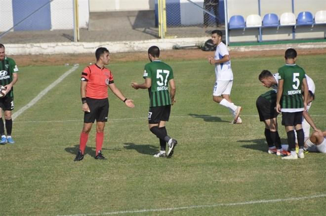 'Kocaelispor'un kadroda olmayan oyuncuyu oynattığı' iddiası