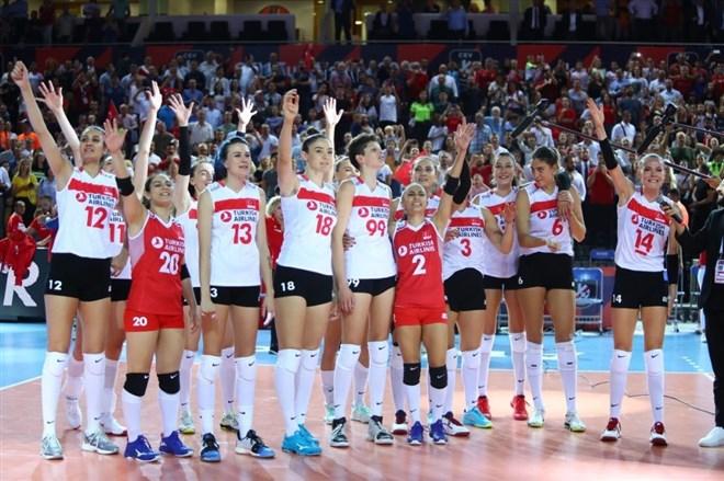 Filenin Sultanları'nın Avrupa Şampiyonası yarı finaldeki rakibi Polonya oldu