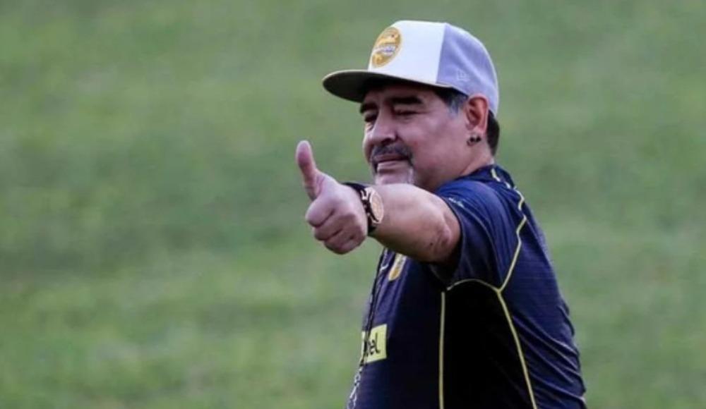 Maradona, Gimnasia la Plata ile anlaştı
