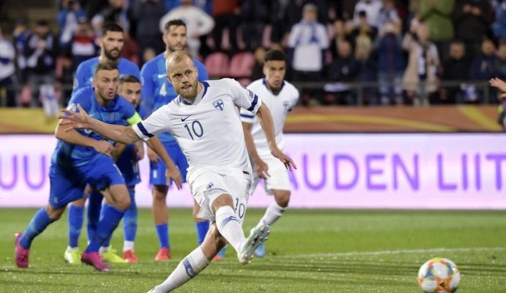 Pukki attı, Finlandiya kazandı!