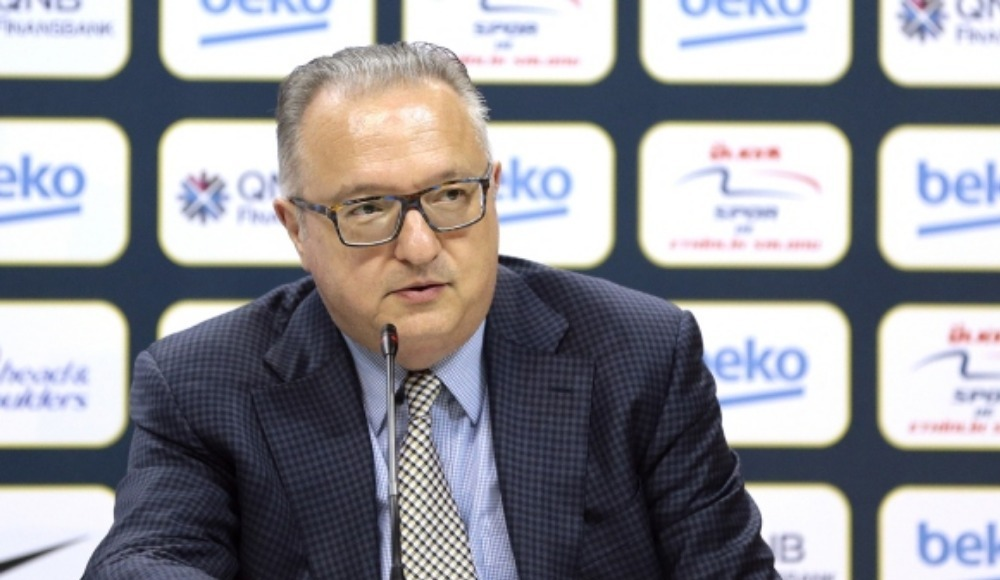 "Fenerbahçe Beko Genel Menajeri Maurizio Gherardini: ""THY Avrupa Lig'inde rekabet artacak"""