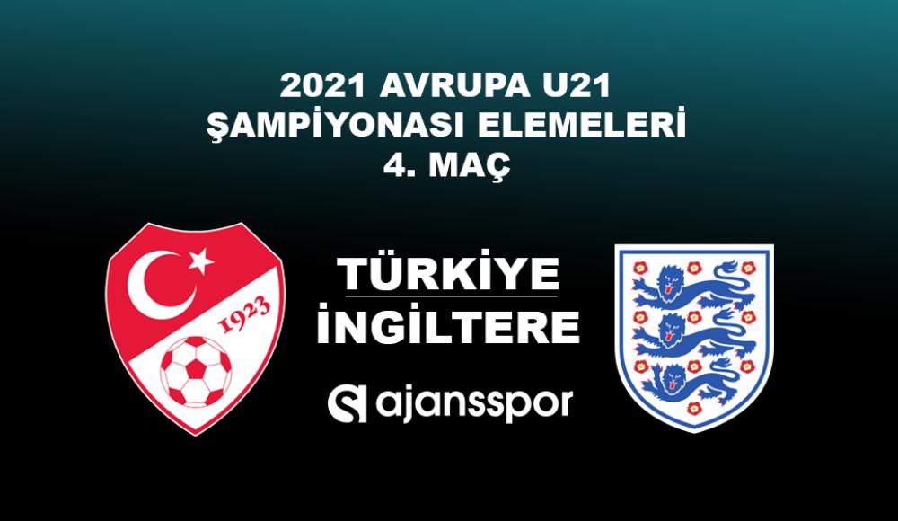 Türkiye (U21) - İngiltere (U21) (Canlı Skor)
