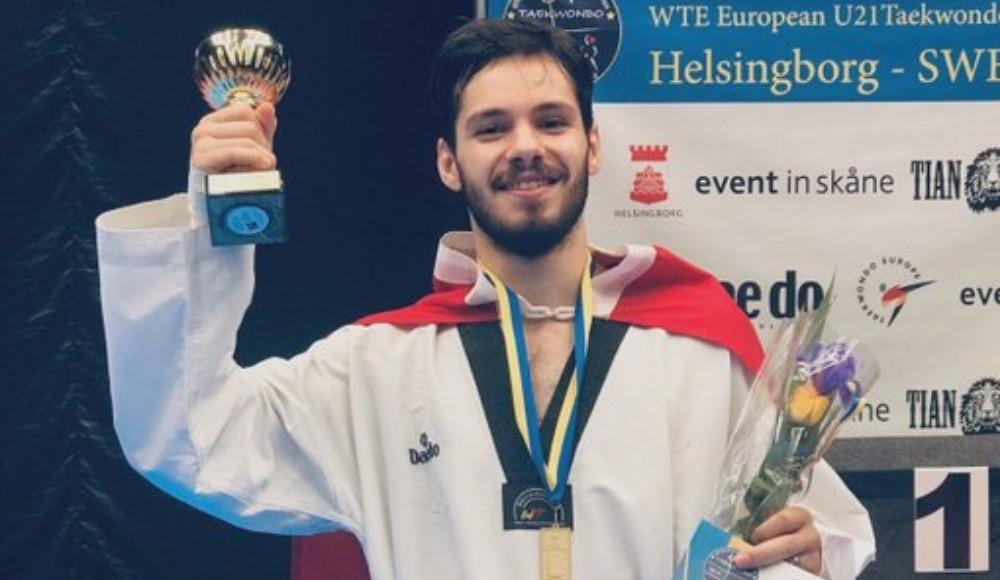 Ferhat Can Kavurat, Avrupa Şampiyonu oldu