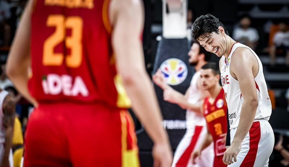 A Milli Basketbol Takımı, Karadağ'ı devirdi!