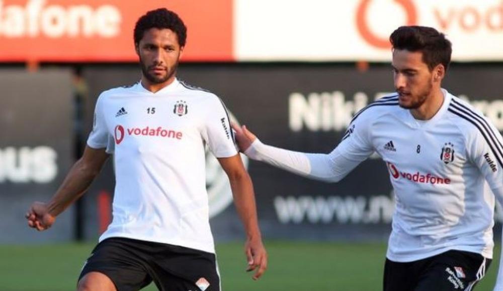 Elneny, Beşiktaş'ta siftahı yaptı