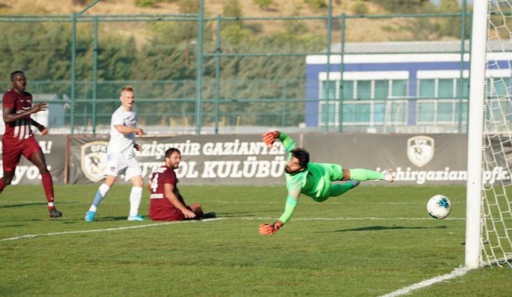 Gol düellosunda kazanan Gazişehir!