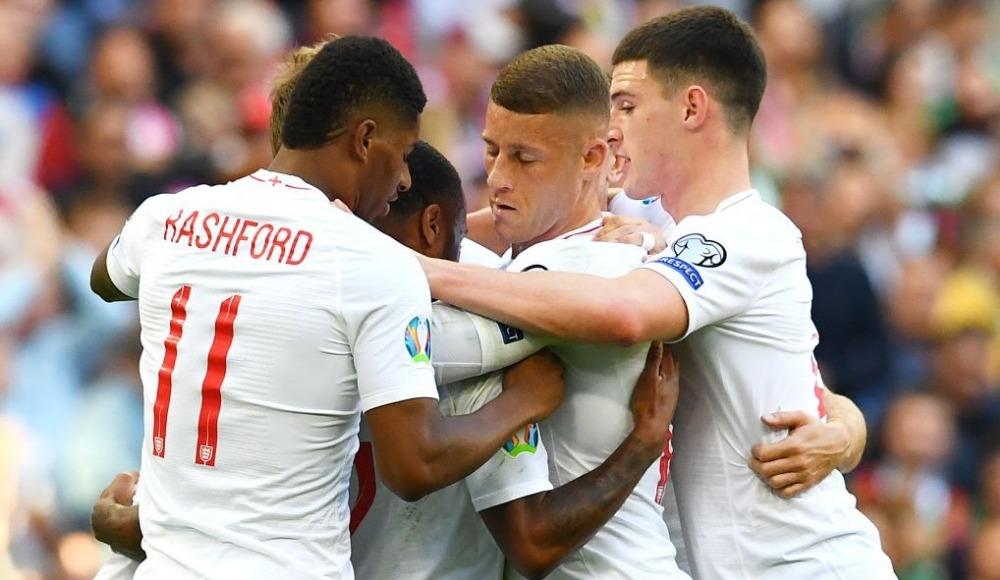 İngiltere, Wembley'de rahat kazandı