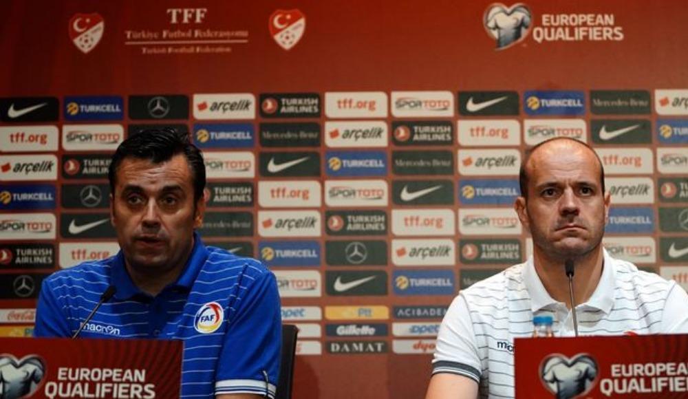 Koldo Alvarez: ''Türkiye'nin maçı domine edeceğini biliyorduk''