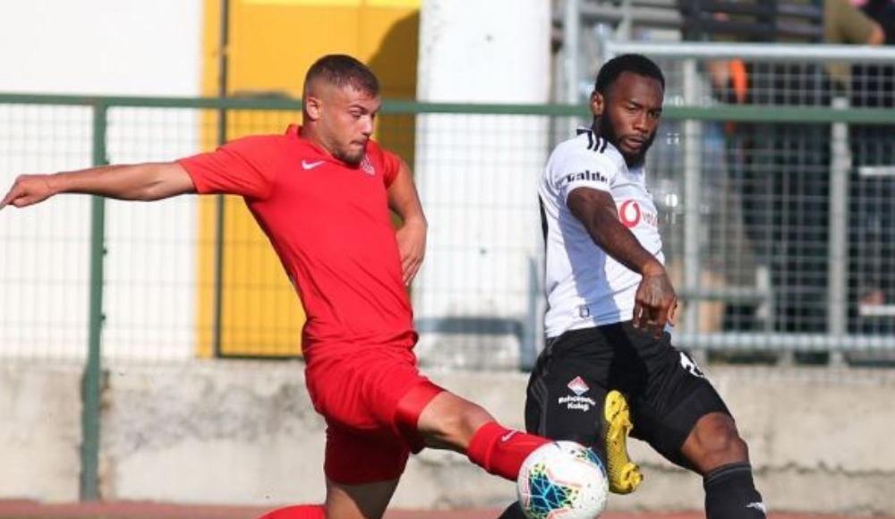 N'Koudou Beşiktaş'a ısınıyor