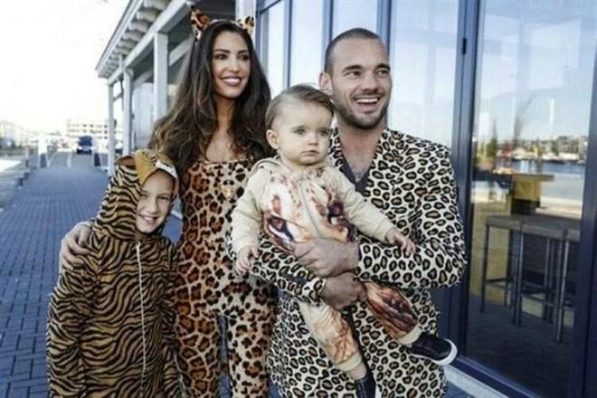 Sneijder'in hesabında halen o fotolar duruyor