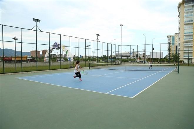 Ordu'da spor tesisleri halka açılıyor