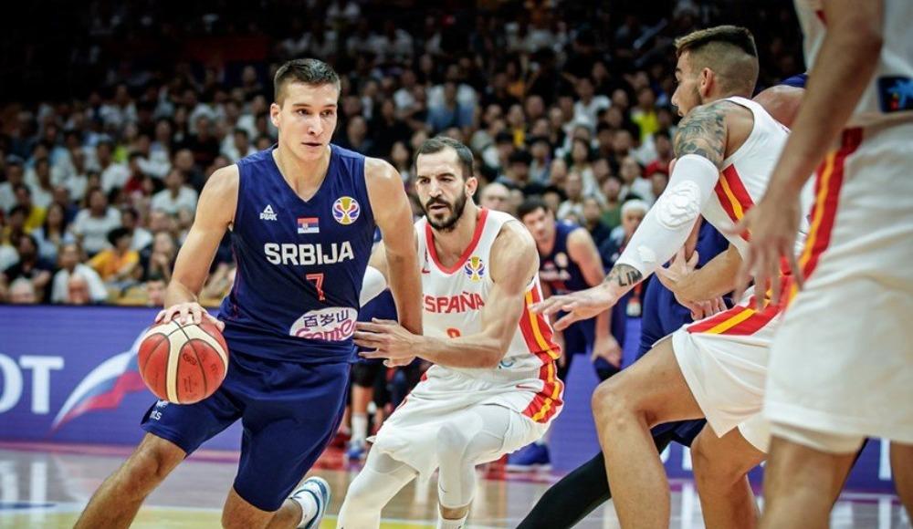 İspanya'dan Sırbistan'a fark!