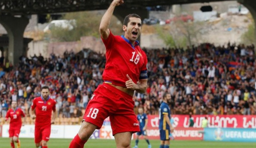 Ermenistan, Bosna-Hersek'i 4-2 mağlup etti