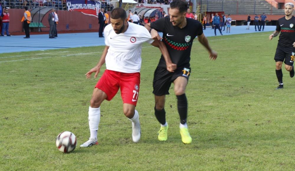 Zonguldak Kömürspor sahasında Amed'i 1-0 yendi
