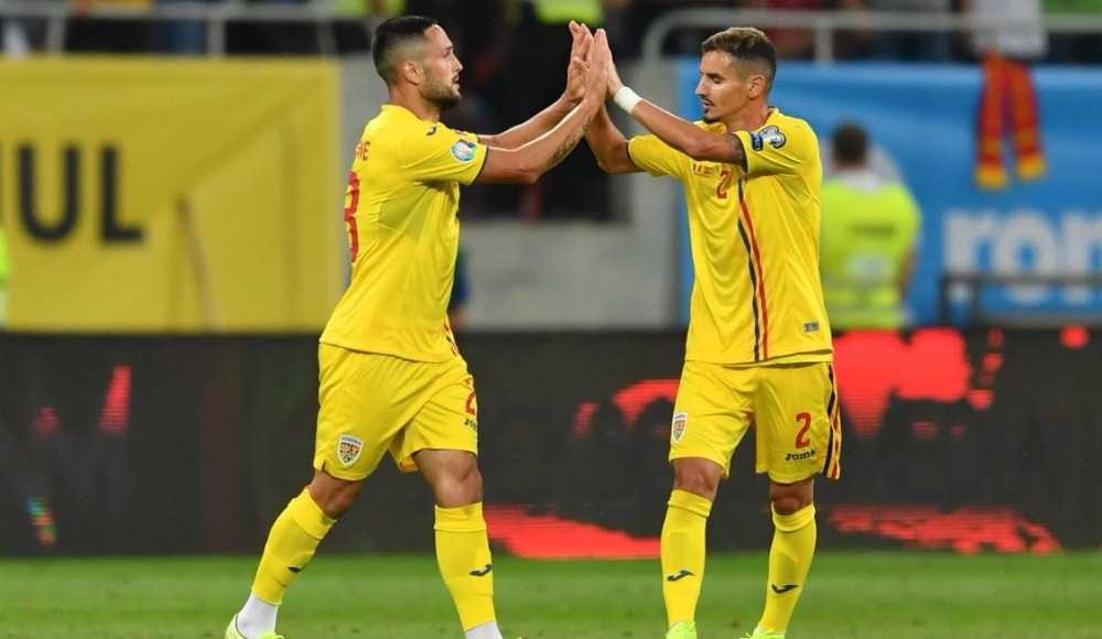 Romanya tek golle kazandı
