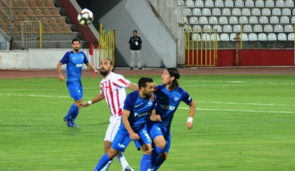 Kahramanmaraşspor sahasında Ankara Demirspor ile 1-0 mağlup etti