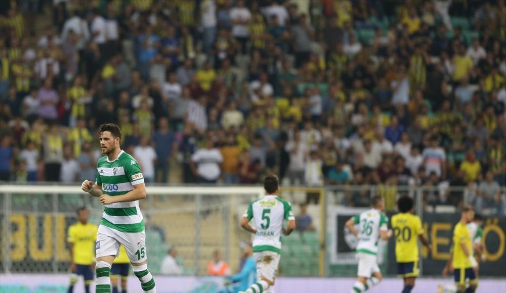 Bursaspor, hazırlık maçında Fenerbahçe'yi mağlup etti!