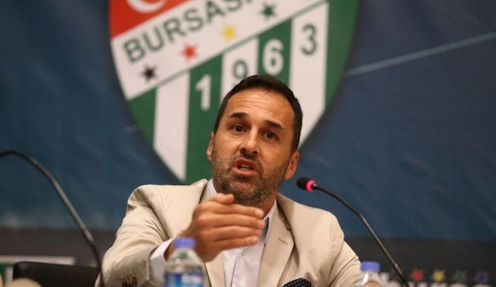 """Yalçın Koşukavak: """"Fenerbahçe'ye teşekkür ediyorum, teklifimizi kırmadılar"""""""