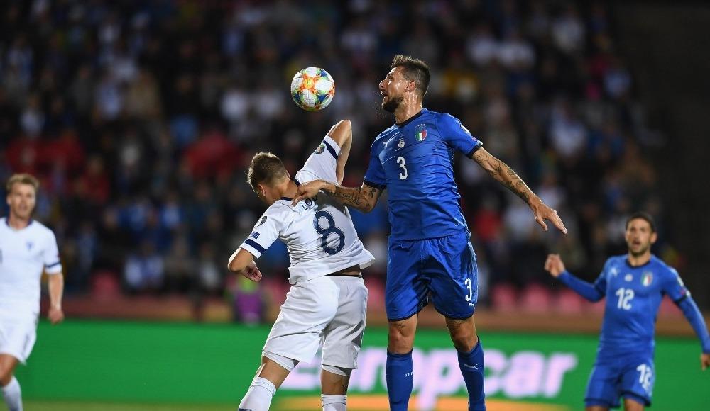 İtalya deplasmanda kazandı!