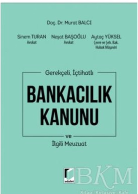 Murat Balcı ve Aytaç Yüksel'in de imzası bulunan diğer bir kitap.