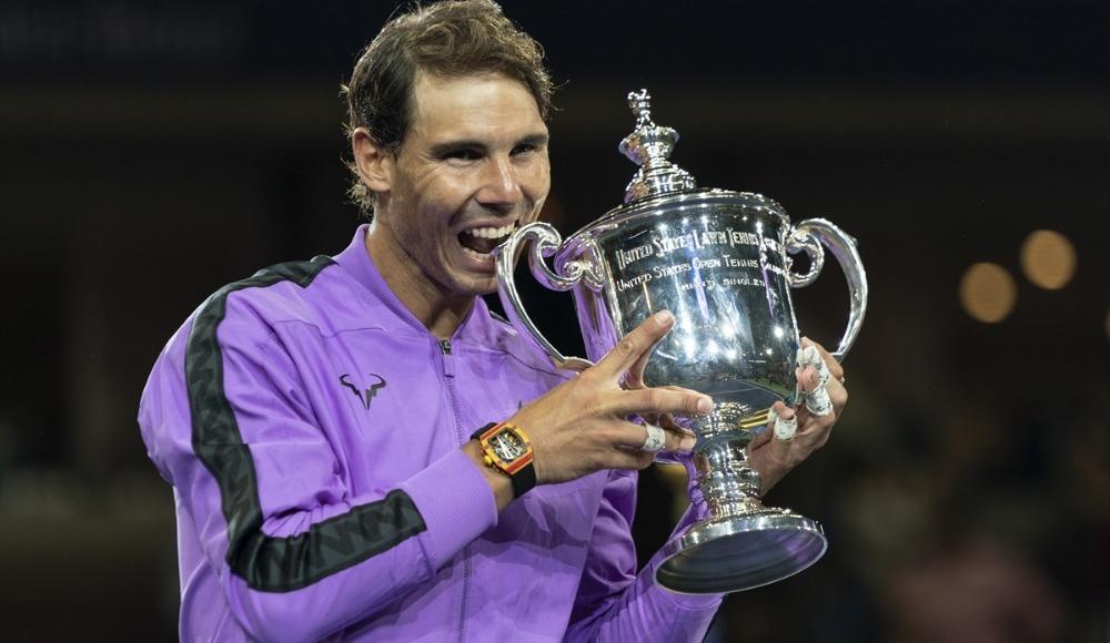 Nadal'dan 19. Grand Slam zaferi! 5 saat sürdü...