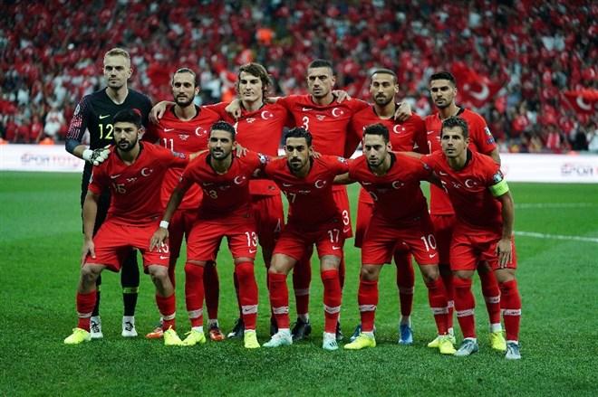 Türkiye sıralamada 1 basamak yükseldi