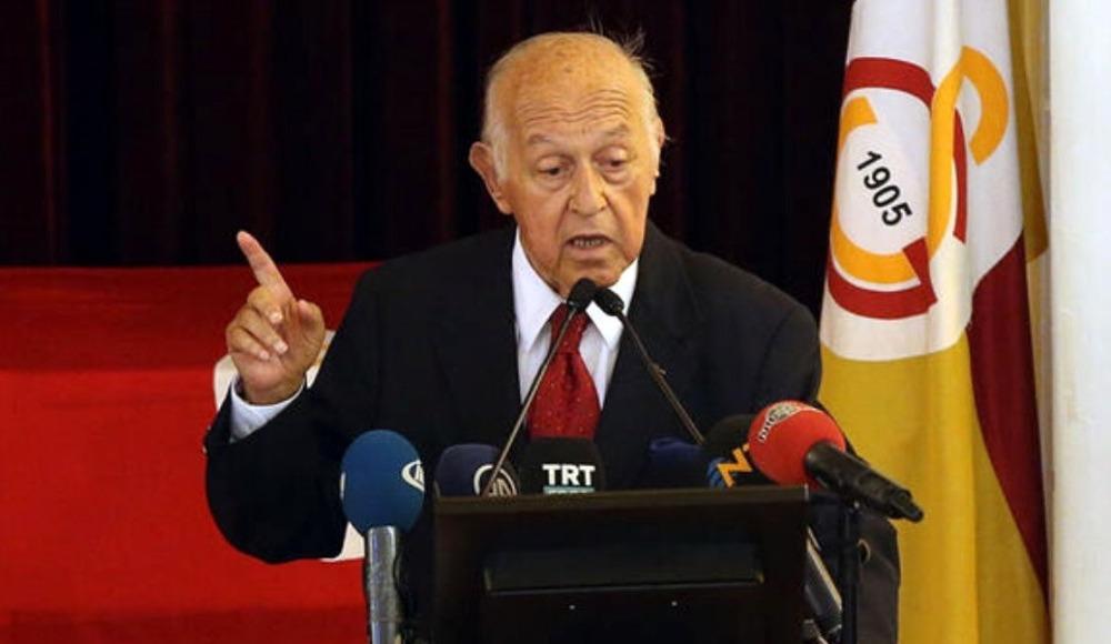 Galatasaray Eski Başkanı Duygun Yarsuvat'tan Fatih Terim, ceza ve şampiyonluk sözleri!