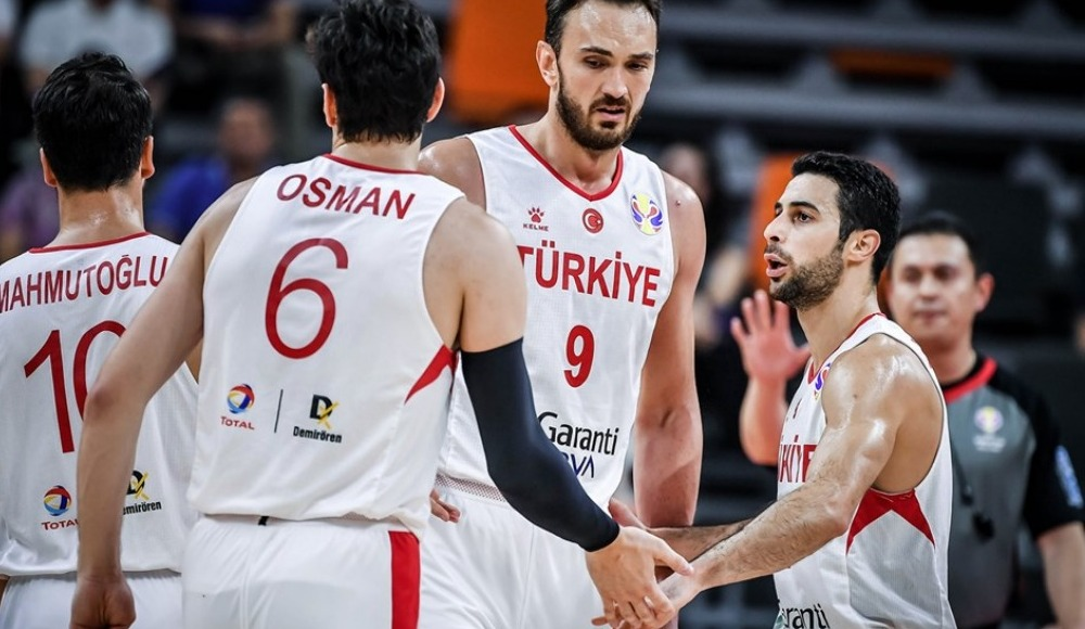 A Milli Basketbol Takımımız, Yeni Zelanda'ya 102-101 mağlup oldu