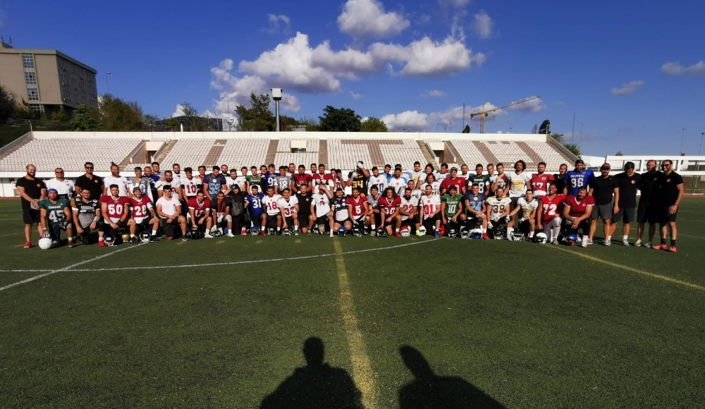 Korumalı Futbol Milli Takım'ın İstanbul kampı tamamlandı